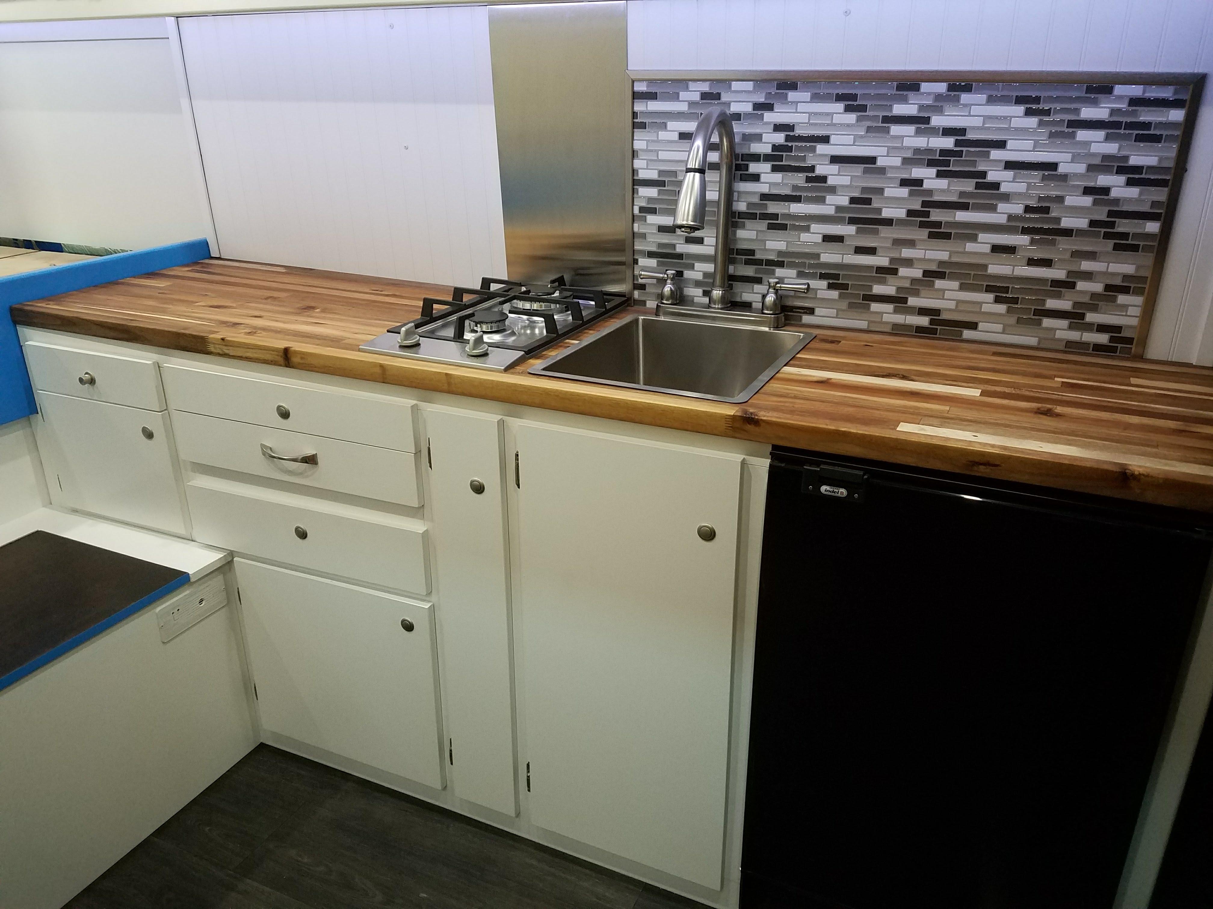 promaster van conversion kitchen