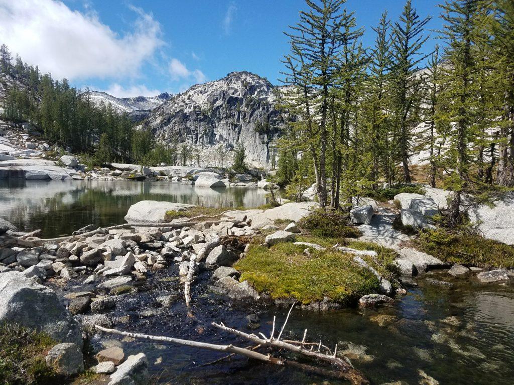 enchantments hike
