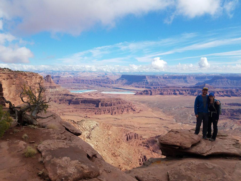 Moab Dead Horse Point