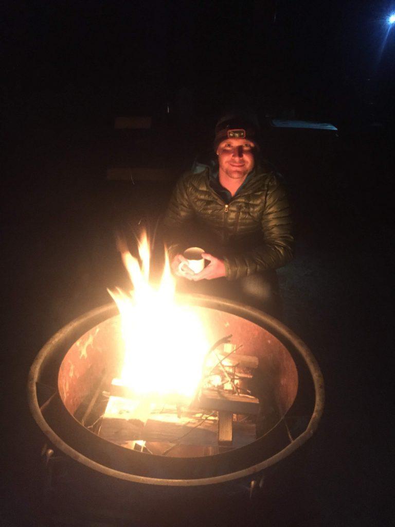 campfire mount lemmon